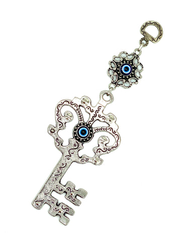 Evil Eye Large Key home accessory #5236