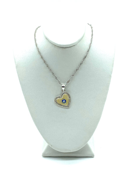 925 Sterling Silver Necklace #9551
