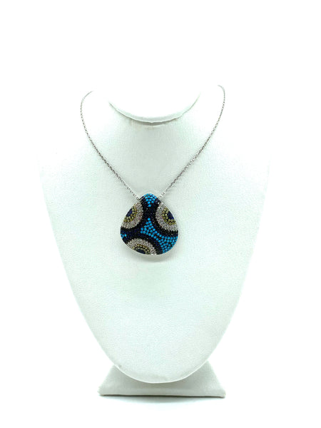 925 Sterling Silver Lucky Eye #9924