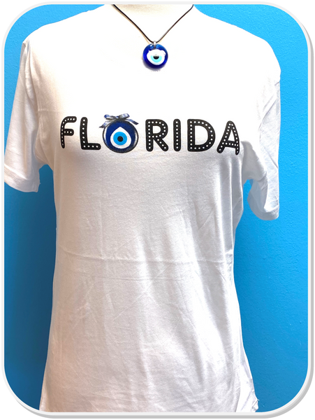 Lucky Eye  Florida T-Shirt  #8570