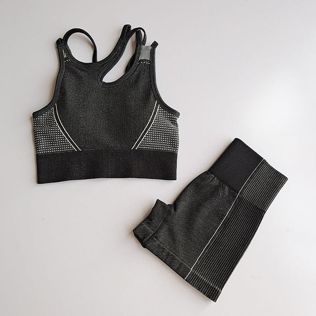 Catalyst Shine Seamless Set