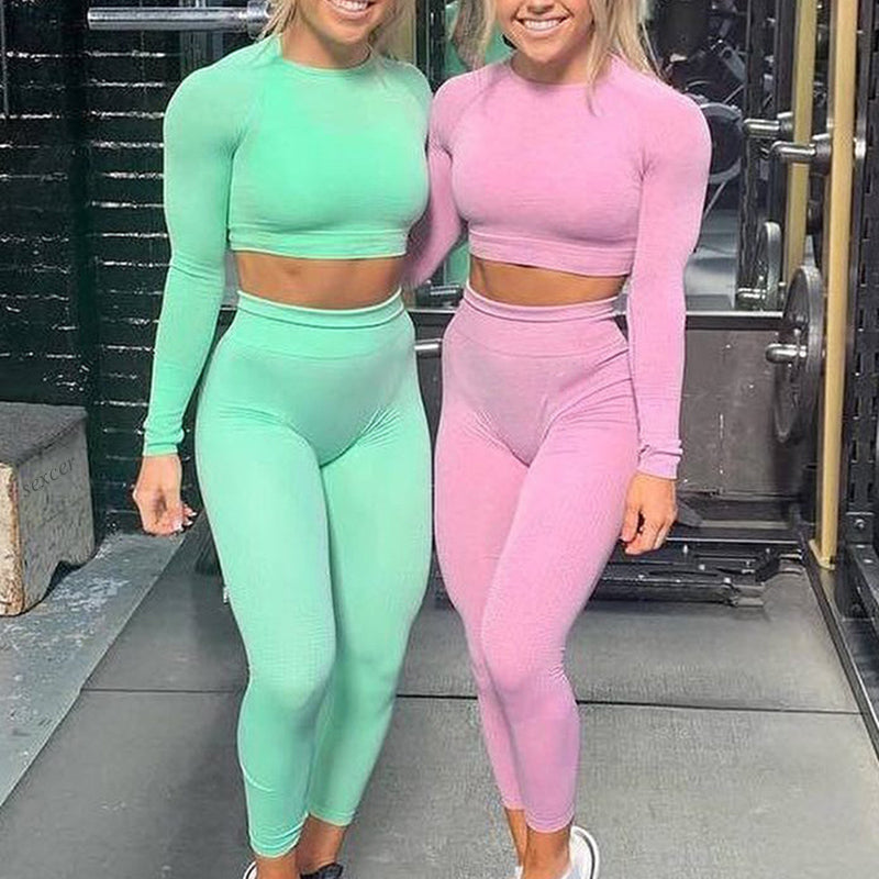 Catalyst Ultimate Seamless Long Sleeve set