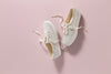 Women's Keds x kate spade new york Triple Glitter Cream