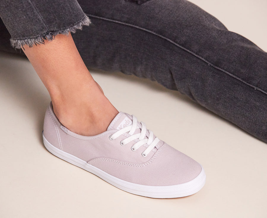 Women's Champion Organic Canvas Mauve