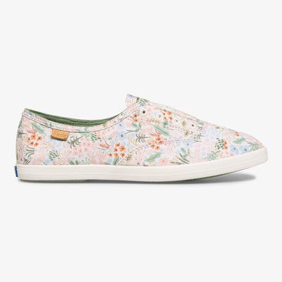 Women's Chillax Rifle Paper Co. Meadow Pink Multi Washable Canvas