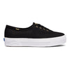 Women's Triple CVO Chunky Canvas Black