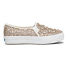 Women's Keds x kate Spade new york Triple Decker Glitter Flowers