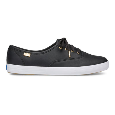 Women's Champion Luxe Leather Black