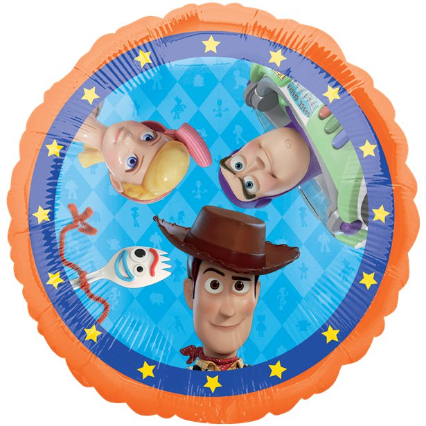 Toy Story Double-Sided Balloon in a Box