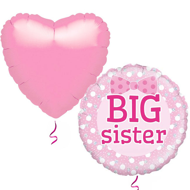 Big Sister Balloons in a Box