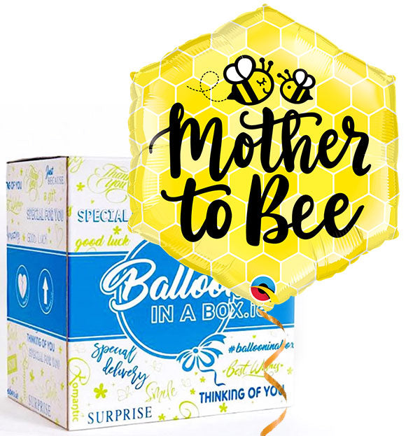Mother To Bee Balloon in a Box