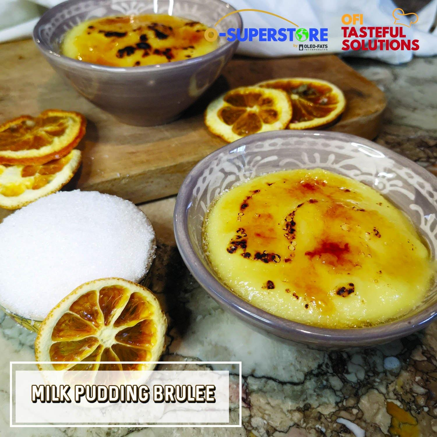 Milk Pudding Brulee - O-SUPERSTORE
