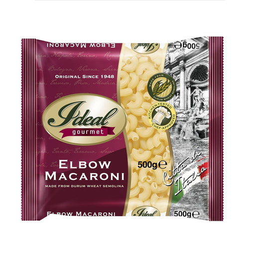 Ideal Gourmet Elbow Macaroni 500g - O-SUPERSTORE