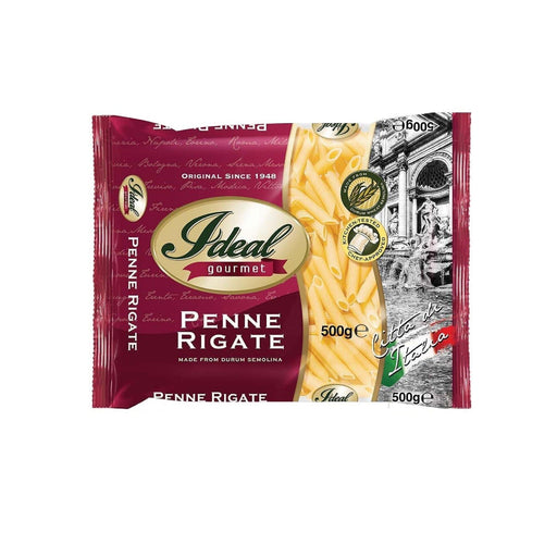 Ideal Gourmet Penne Rigate 500g - O-SUPERSTORE
