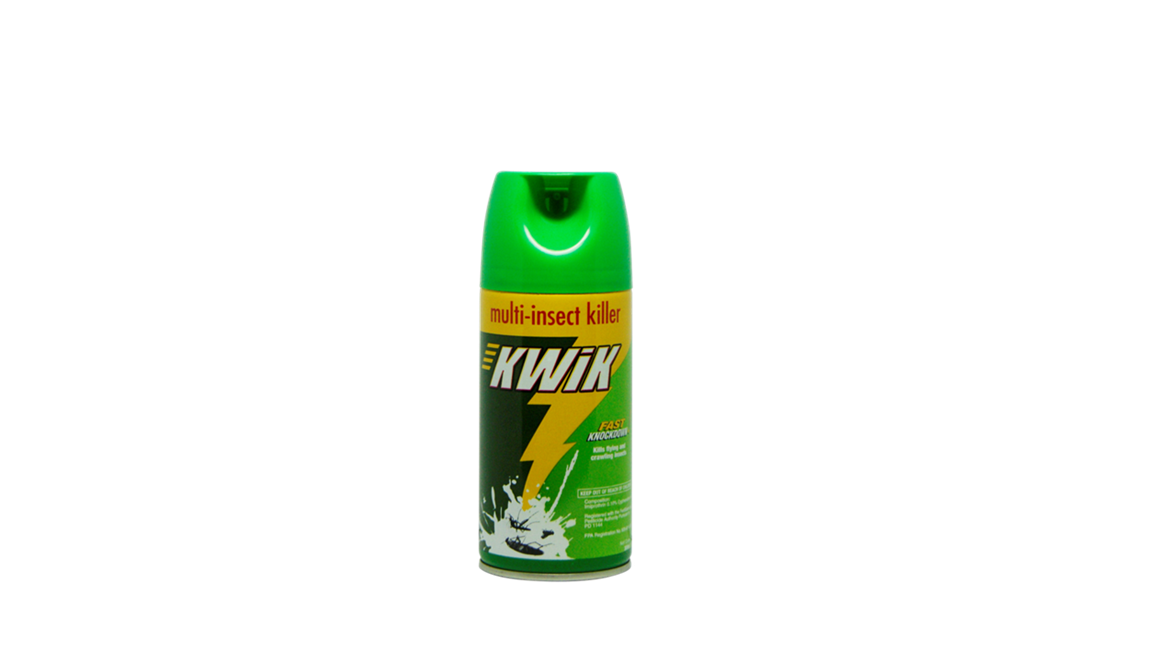KWIK Multi Insect Killer - Kerosene-based (300ml) - O-SUPERSTORE
