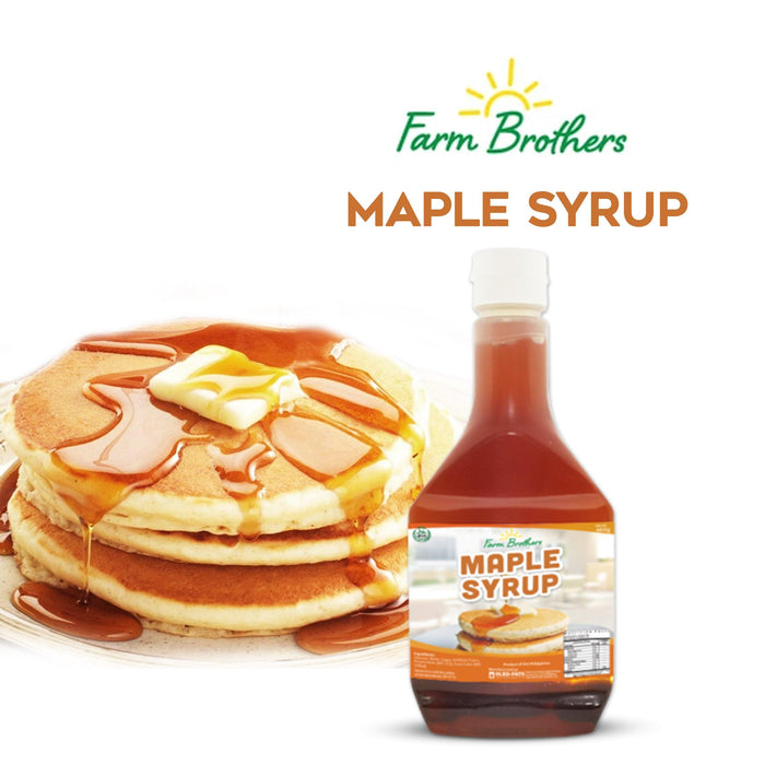 Farm Brothers Maple Syrup (460g) - O-SUPERSTORE