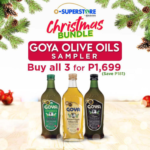 Goya Olive Oil Sampler - O-SUPERSTORE
