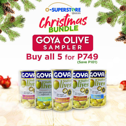 Goya Olives Bundle - O-SUPERSTORE