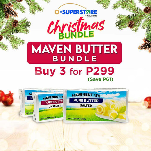 Maven Unsalted Butter Bundle - O-SUPERSTORE