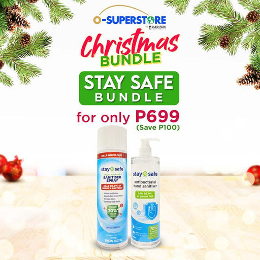 Stay Safe Bundle - O-SUPERSTORE