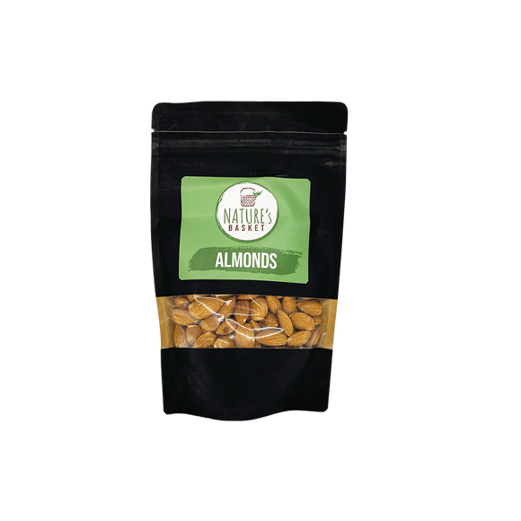 Nature's Basket - Almonds (150g)