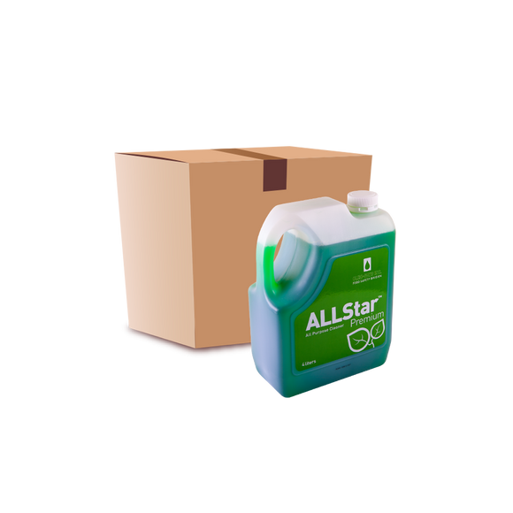 ALLStar Premium All Purpose Cleaner (4L) - Case