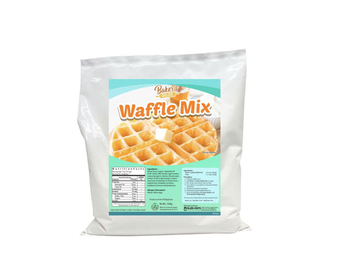 Bakers Delite Waffle Mix 500g - O-SUPERSTORE