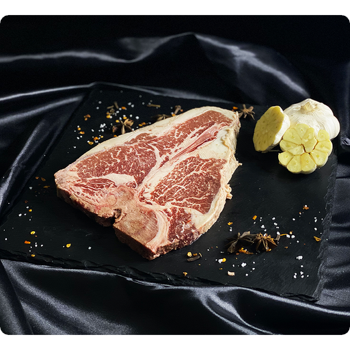 Angus Porterhouse Steak (AUS - Black Tyde) - O-SUPERSTORE