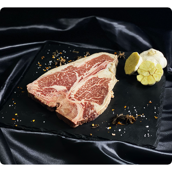 Angus Porterhouse Steak (AUS - Black Tyde)