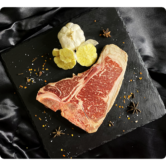 Angus T-Bone Steak (AUS - Black Tyde)
