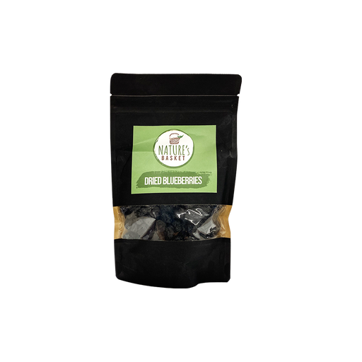 Nature's Basket - Dried Blueberries (150g) - O-SUPERSTORE