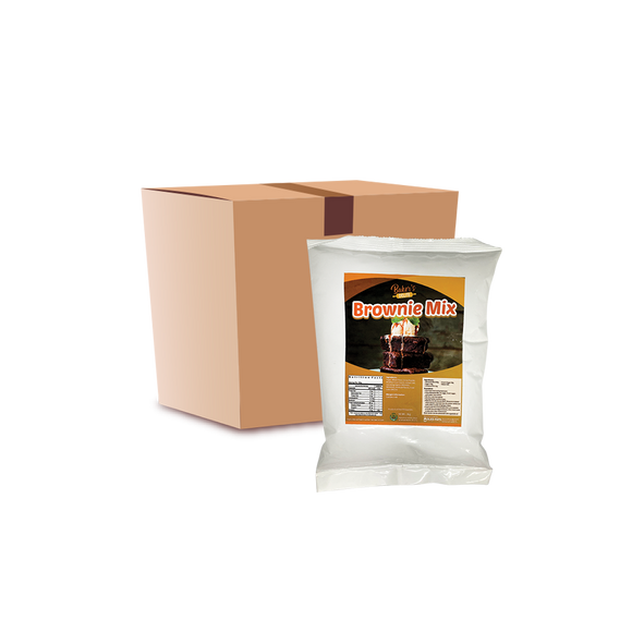 Baker's Delite Brownie Mix (1Kg) - Case