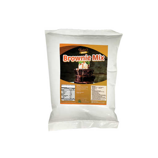 Baker's Delite Brownie Mix (1Kg) - O-SUPERSTORE
