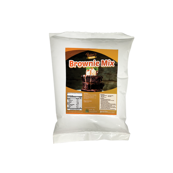Baker's Delite Brownie Mix (1Kg)