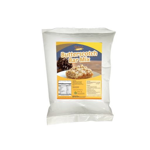 Baker's Delite Butterscotch Mix (1Kg) - O-SUPERSTORE