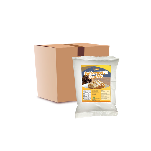 Baker's Delite Butterscotch Mix (1Kg) - Case - O-SUPERSTORE