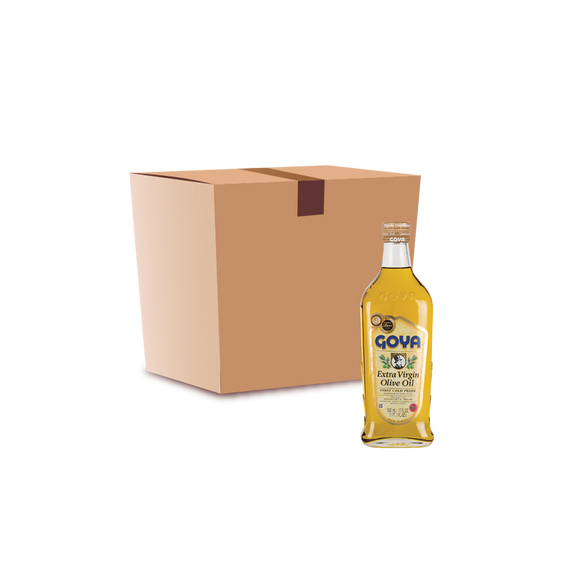 Goya Extra Virgin Olive Oil - Classico (1L) - Case