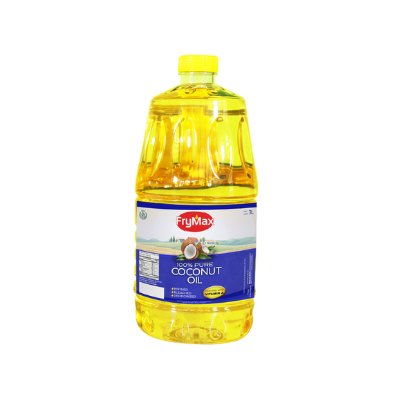 Frymax Coconut Oil (3L)