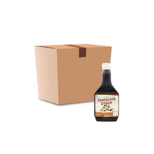Farm Brothers Chocolate Syrup - Case 17x460g - O-SUPERSTORE