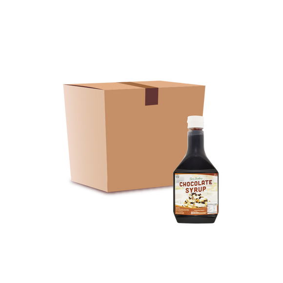 Farm Brothers Chocolate Syrup - Case 17x460g