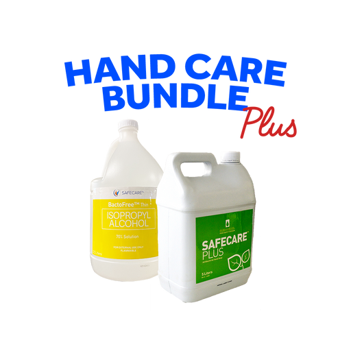 Hand Care Bundle PLUS - O-SUPERSTORE