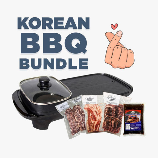Korean Beef BBQ Kit - O-SUPERSTORE