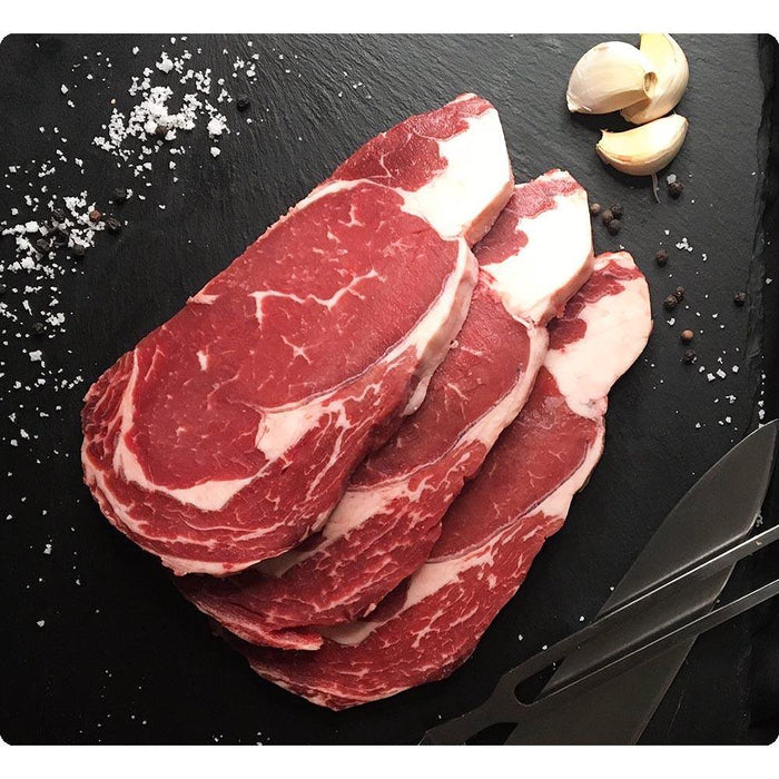 Australian Ribeye Steak (4 to 5 pieces per pack) - (Farmhaven) - O-SUPERSTORE