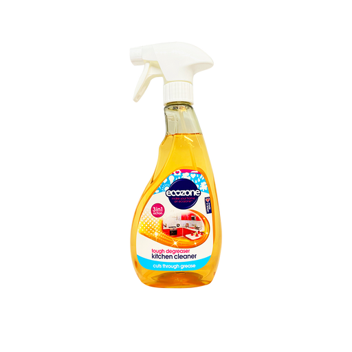Ecozone Kitchen Cleaner and Degreaser (500mL) - O-SUPERSTORE