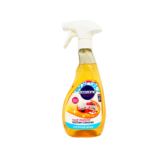 Ecozone Kitchen Cleaner and Degreaser (500mL)