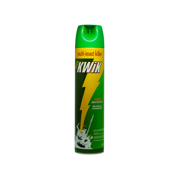 KWIK Multi Insect Killer - Kerosene-based (600ml)