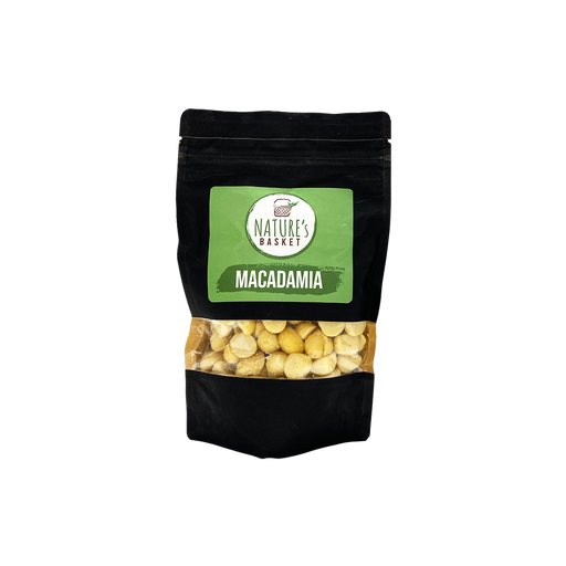 Nature's Basket - Macadamia (150g) - O-SUPERSTORE
