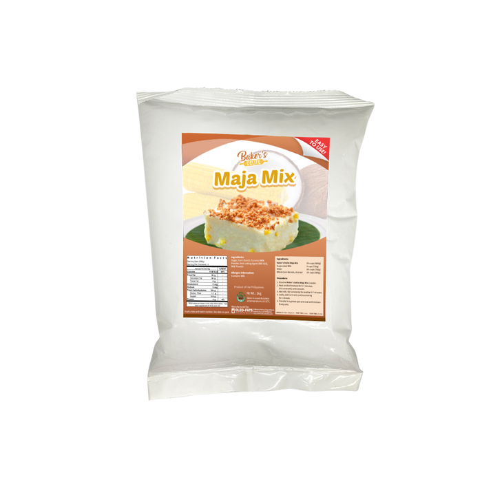Baker's Delite Maja Mix (1Kg) - O-SUPERSTORE