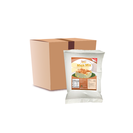 Baker's Delite Maja Mix (1Kg) - Case - O-SUPERSTORE