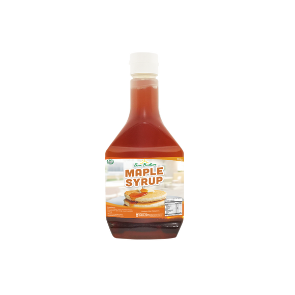 Farm Brothers Maple Syrup (460g)